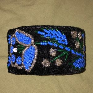 Handcrafted Beaded Hungarian Belt